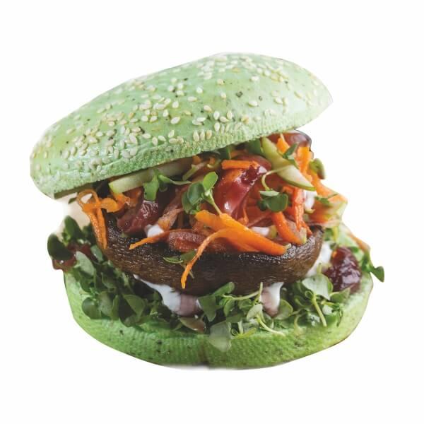 Ary Luxury Basil Burger Roll
