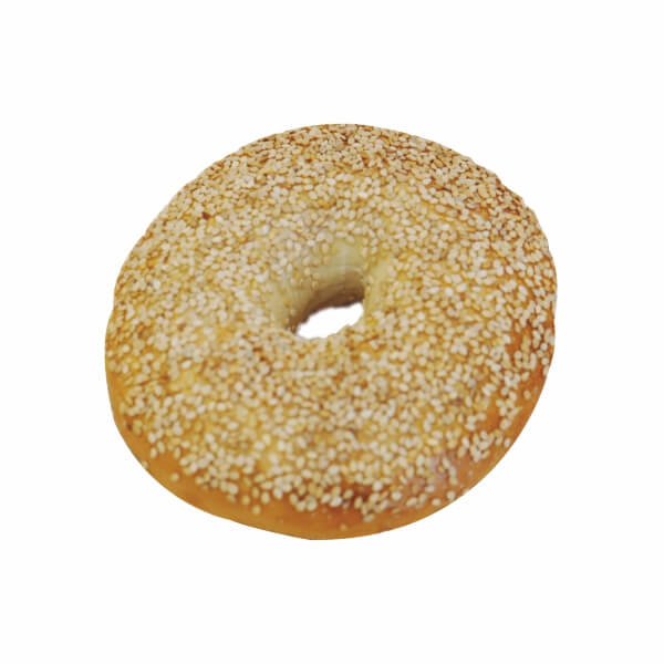 F.B. American Sesame Bagel