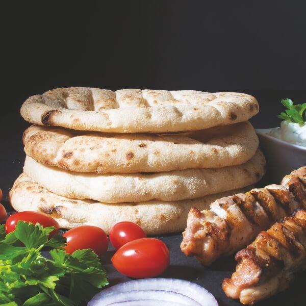F.B. Greek Pitta Bread