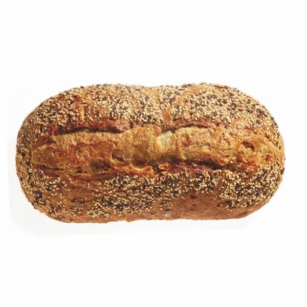 Domipan Bread w. Seeds