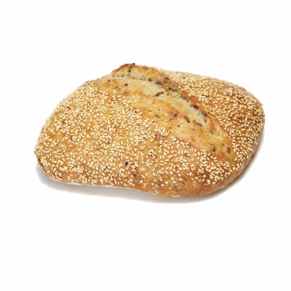 Yeast Free Domipan w. Seeds