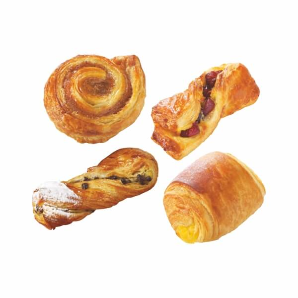 Mini Bridor Mixed Pastry