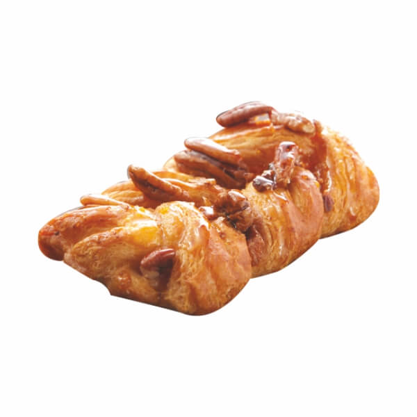 Premium Maple & Pecan Plait Preglazed