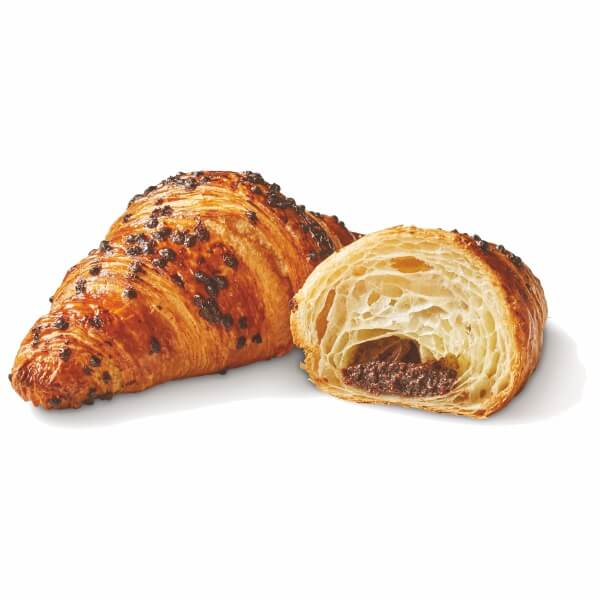 Bridor Chocolate Hazelnut Croissant RTB