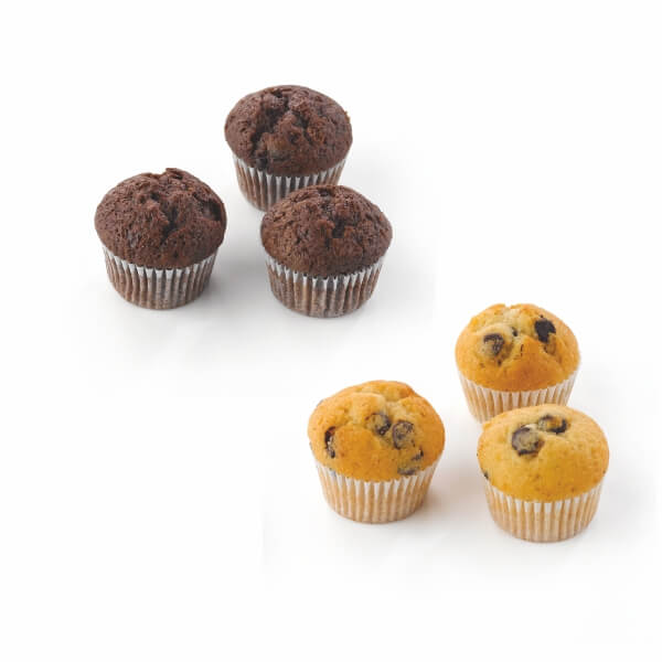 Mini Muffins Assortment