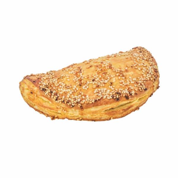 Cheese Honey Sesame Pie