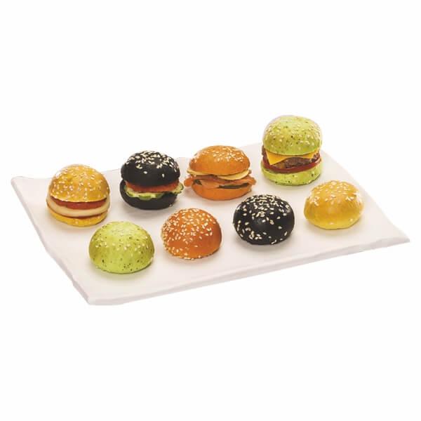 Ary Luxury Mini Colored Buns